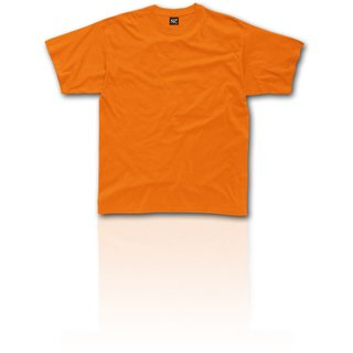 SG clohting T-Shirt Kinder orange Größe 140 (9-10J)