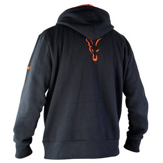 Fox Hoody Black/Orange
