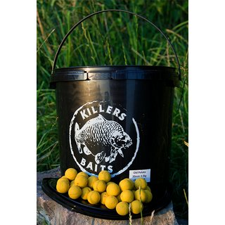 Killer Baits Old Potato Boilies 3,5kg Eimer 16, 20, 24mm gemischt
