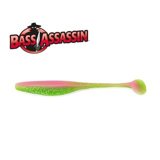 Bass Assassin Sea Shad Electric Chicken 5 Inch