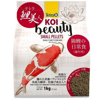 Tetra  Koi Beauty Small Pellets 4L/ 4mm