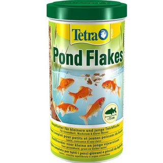 Tetra Pond Flakes 180gr/1000ml