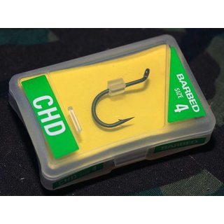 Avid Carp Reaction Hooks Size 4 CHD