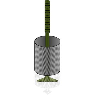 Radical Disperse PVA Funnel Mesh 7m Ø25mm