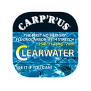 CarpRUs Clearwater Fluorocarbon 25lbs 20m